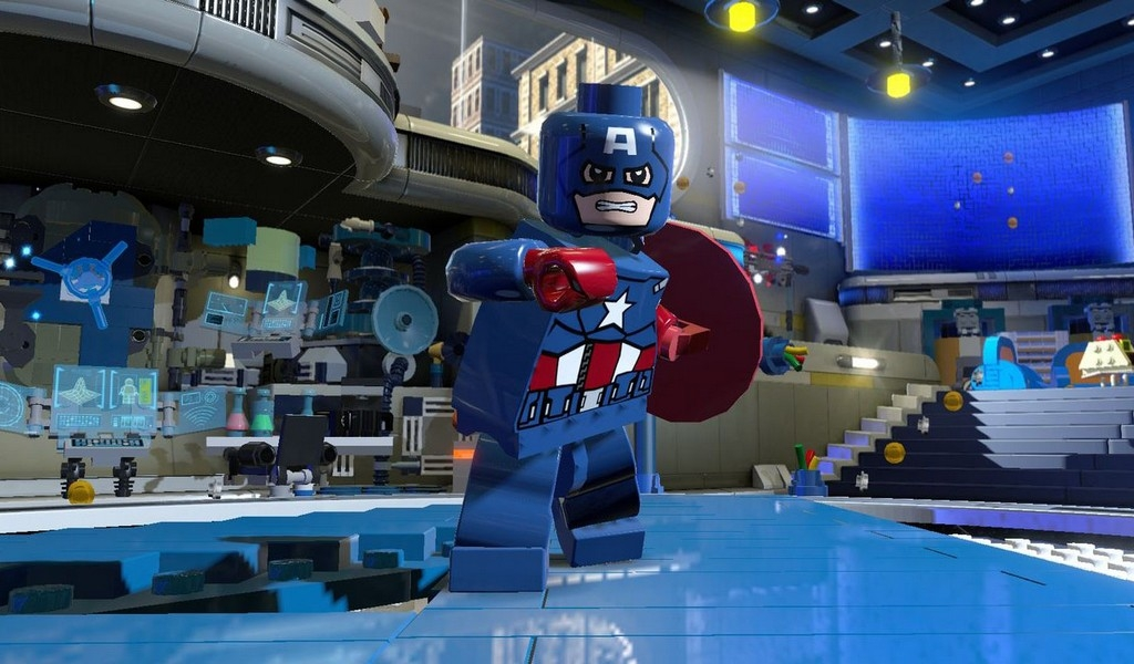 Из игры lego marvel super heroes под номером 11