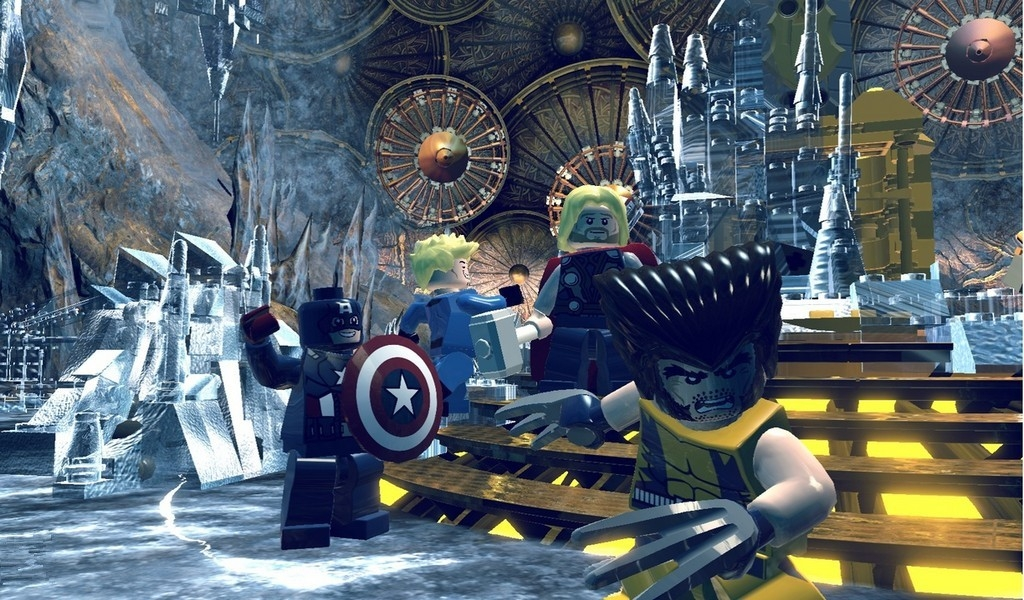 Из игры lego marvel super heroes под номером 29