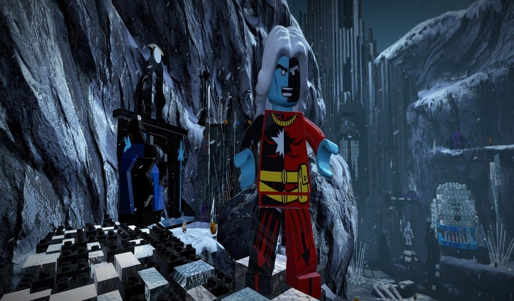 Из игры lego marvel super heroes под номером 74
