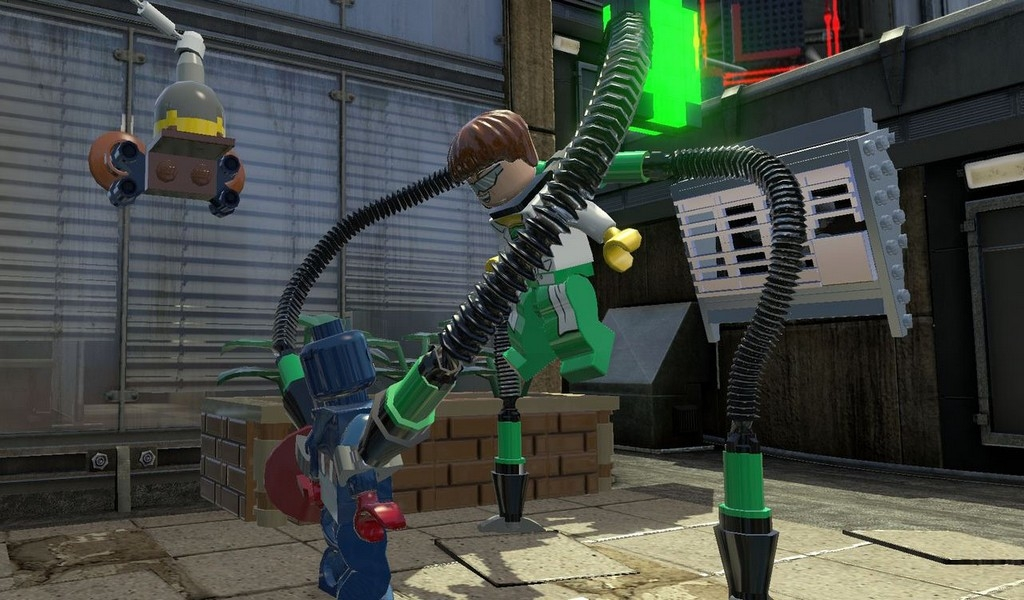 Из игры lego marvel super heroes под номером 8