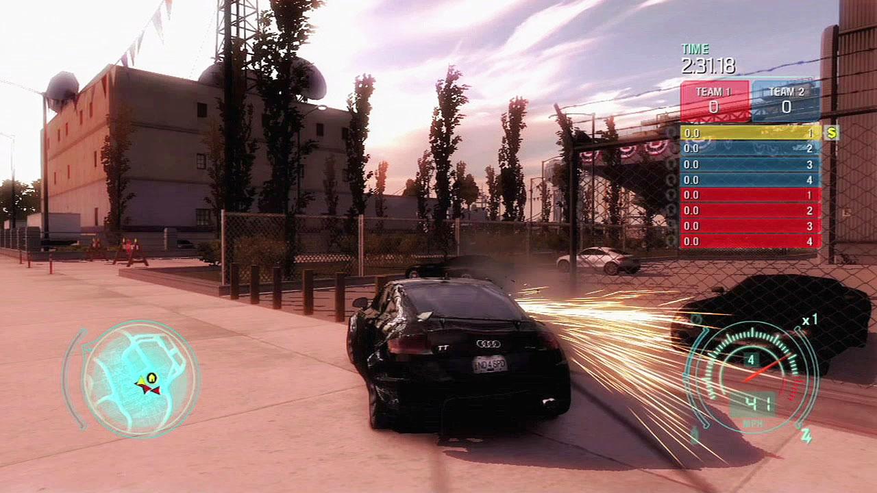 Скриншот Need for Speed: Undercover под номером 3