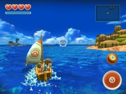 Скриншот из игры Oceanhorn: Monster of Uncharted Seas под номером 2