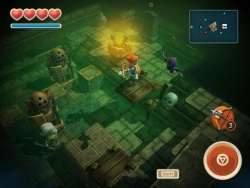 Скриншот из игры Oceanhorn: Monster of Uncharted Seas под номером 4