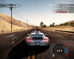 �������� �� ���� Need for Speed: Hot Pursuit (2010) ��� ������� 64