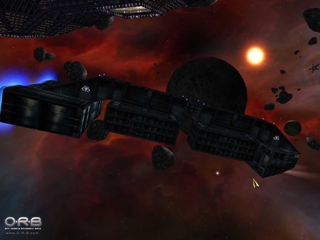 O.R.B: Off-World Resource Base обзор, прохождение игры, скачать ...
