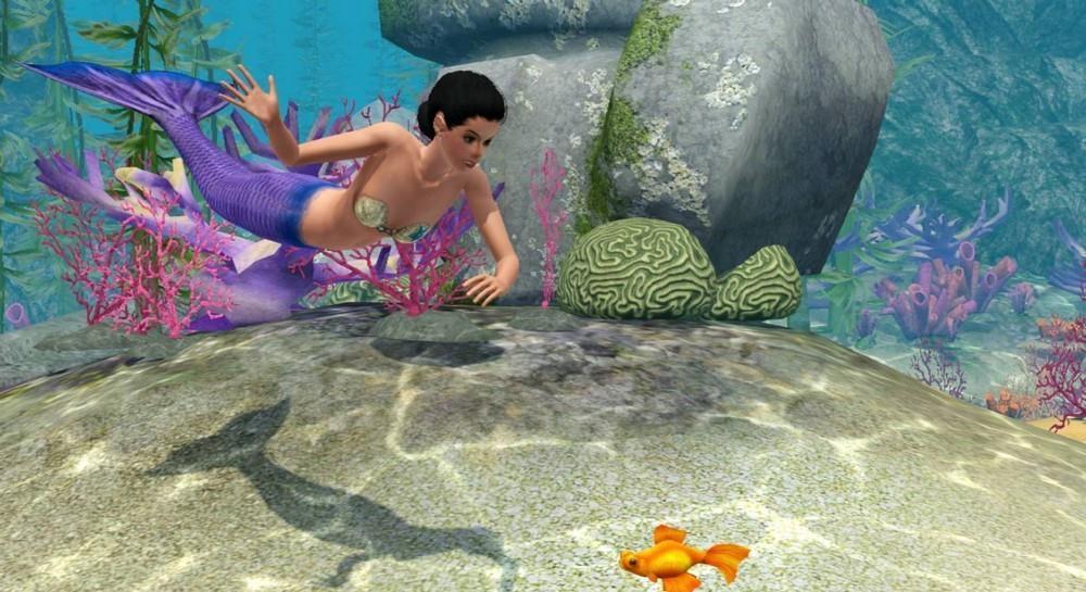 Sims 2 Русалки - resursstocks