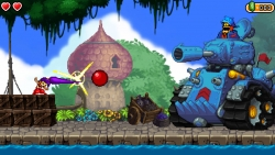 Скриншот из игры Shantae and the Pirate's Curse