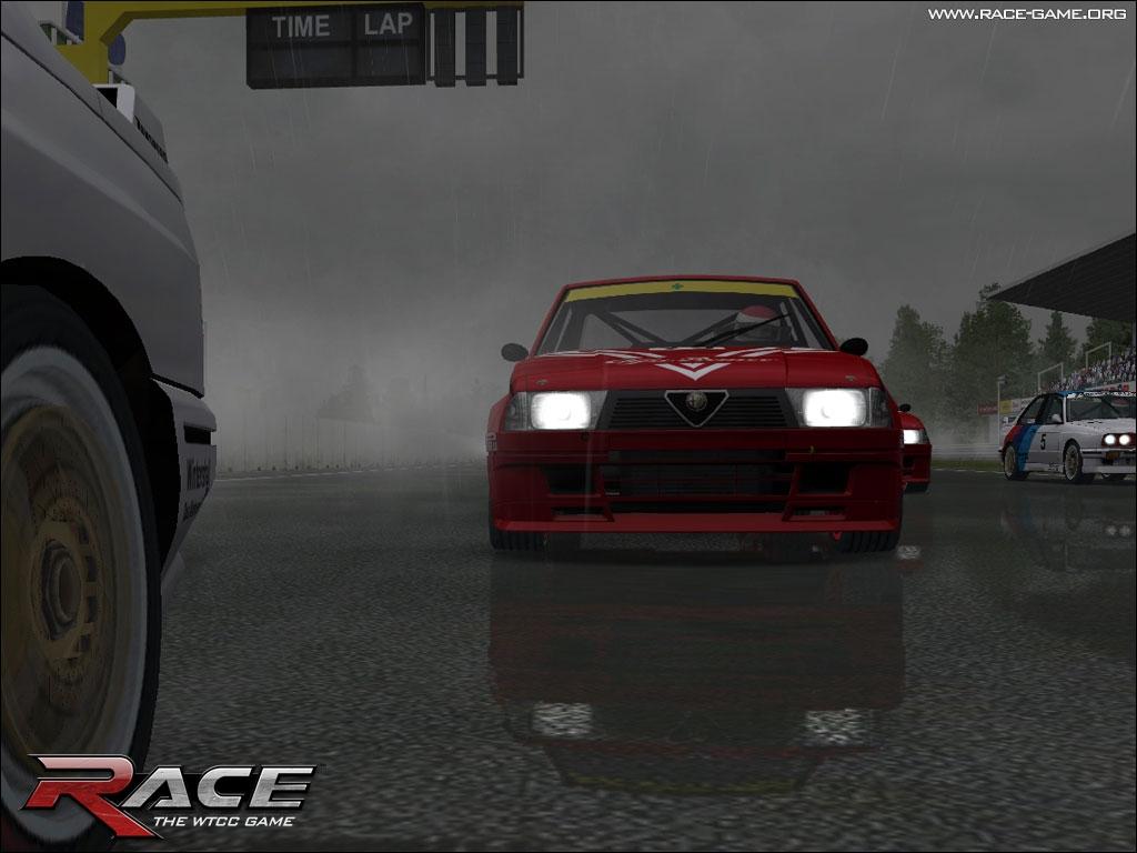 Скриншоты RACE The WTCC Game.