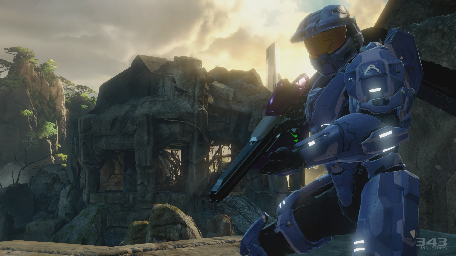 Скриншот из игры Halo: The Master Chief Collection под номером 16