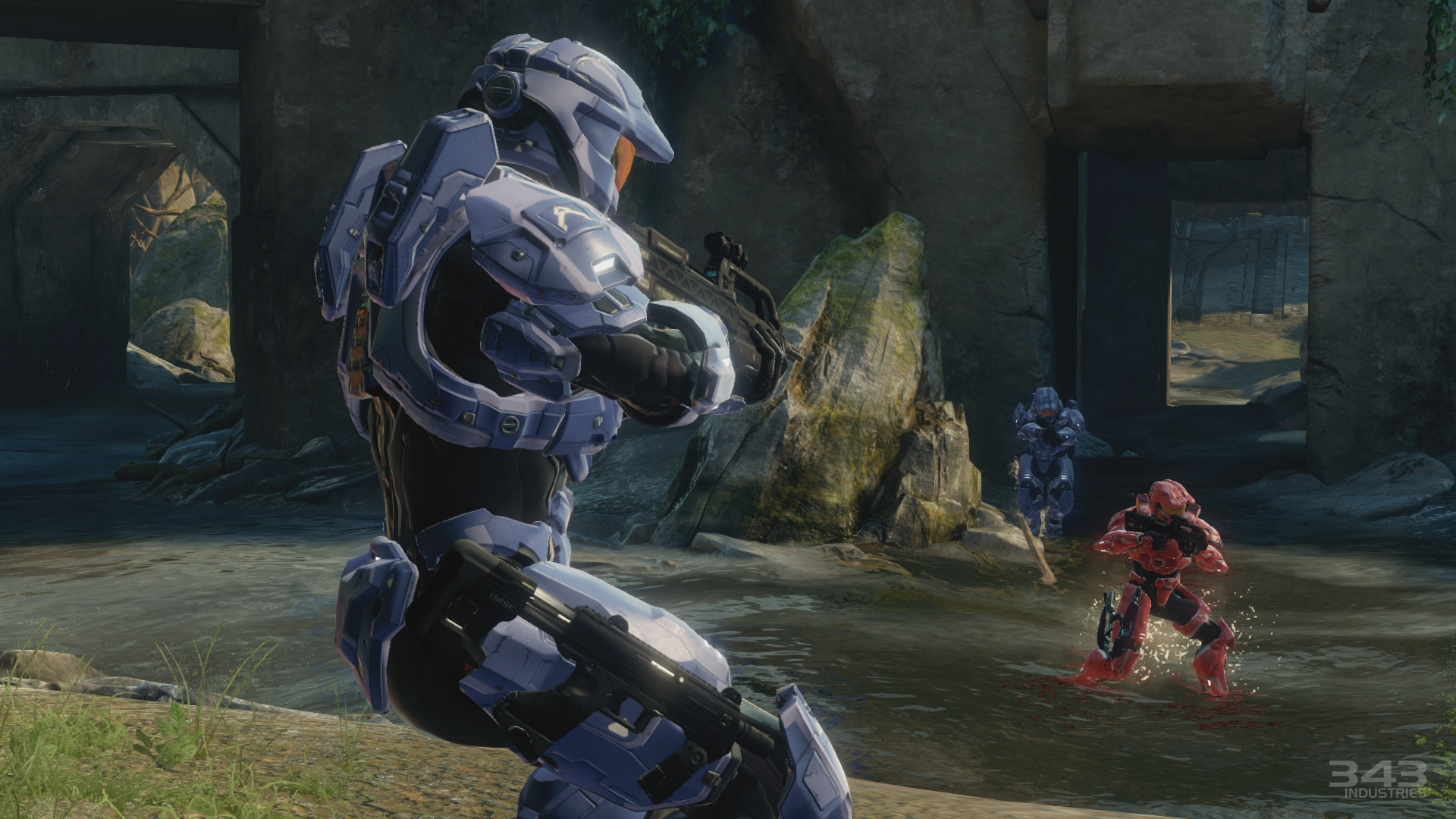 Скриншот из игры Halo: The Master Chief Collection под номером 17