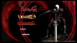 Скриншот из игры Devil May Cry HD Collection