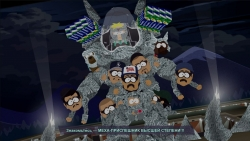 Скриншот из игры South Park: The Fractured But Whole