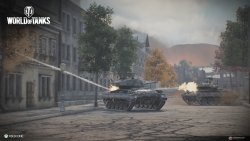Скриншот из игры World of Tanks: Xbox One Edition