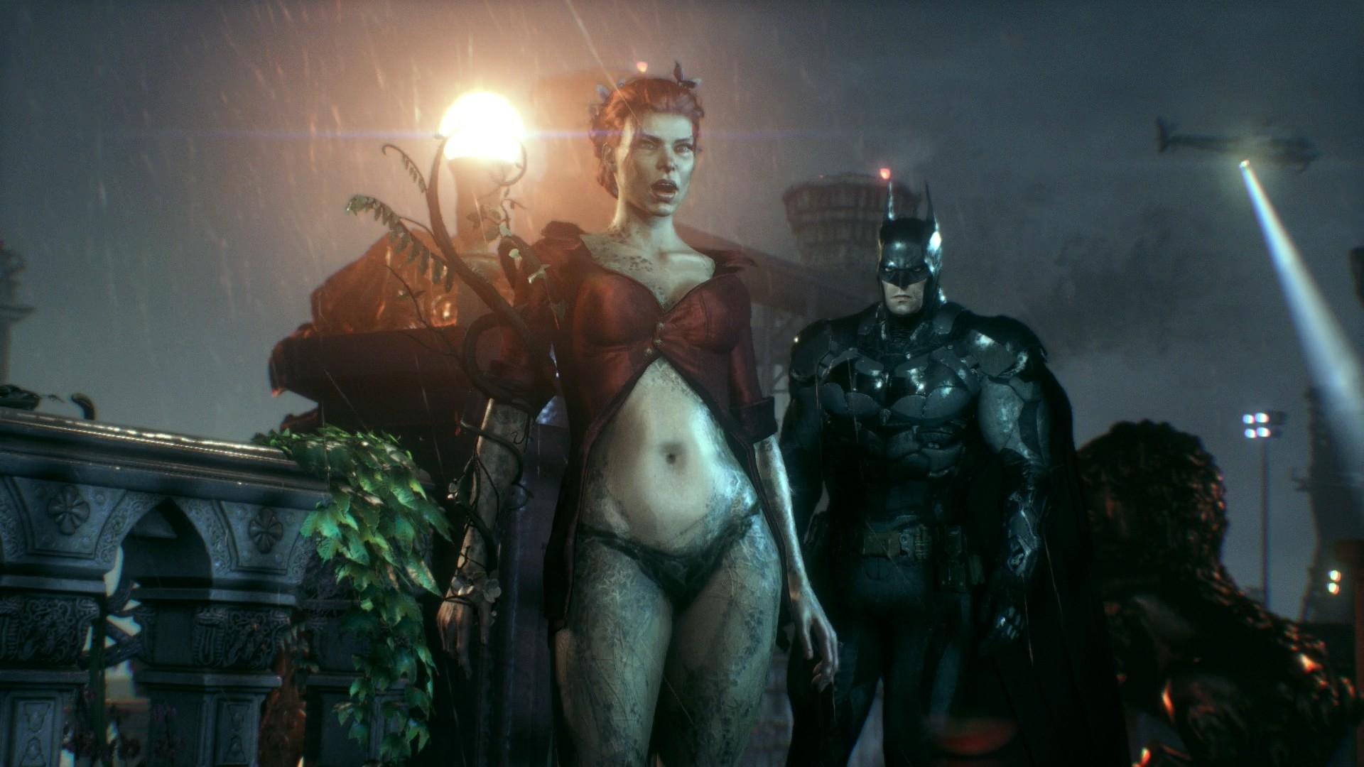 Batman arkham asylem porn pron pic