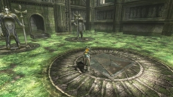 Скриншот из игры Legend of Zelda: Twilight Princess HD, The