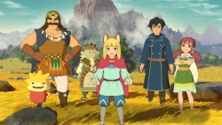 Скриншот из игры Ni no Kuni II: Revenant Kingdom