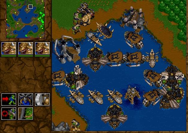 Скриншот Из Игры Warcraft 2