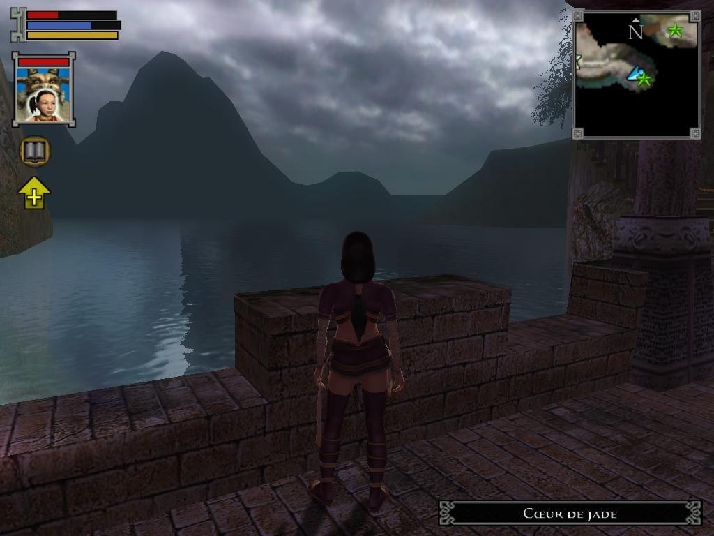 Jade dynasty скриншот игры