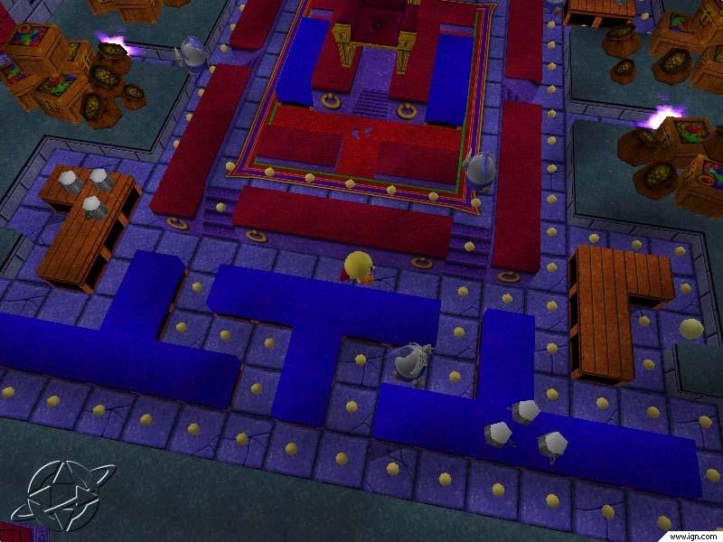 Pacman free online game