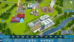 Скриншот из игры Industry Manager: Future Technologies под номером 6
