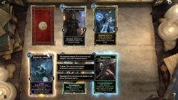 Скриншот из игры Elder Scrolls: Legends - Heroes of Skyrim, The