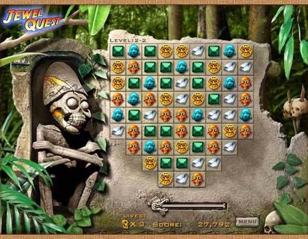 Jewel Quest 2 Cheats