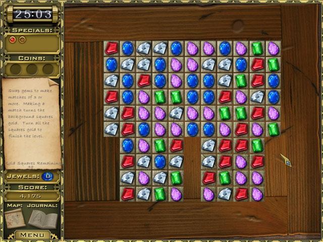 Скачать патч для игры Jewel Quest 4 - Patch 1 вы можете по