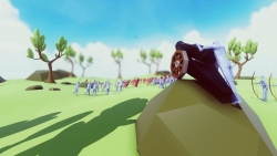 Скриншот из игры Totally Accurate Battle Simulator
