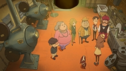 Скриншот из игры Layton's Mystery Journey: Katrielle and the Millionaires' Conspiracy