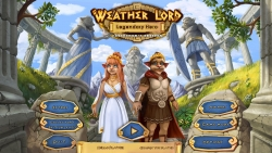 Скриншот из игры Weather Lord: Legendary Hero Collector's Edition