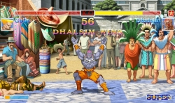 Скриншот из игры Ultra Street Fighter II: The Final Challengers