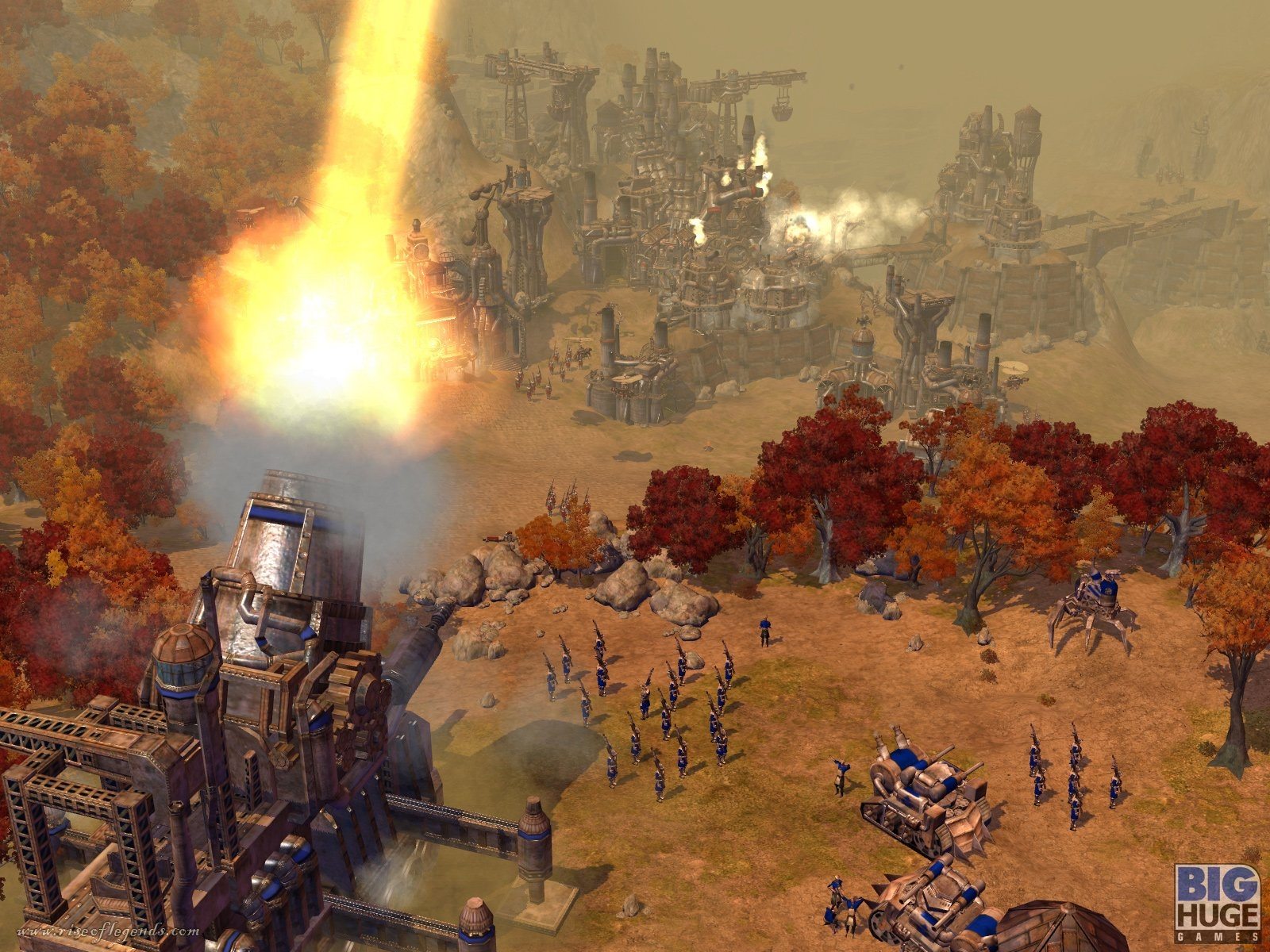 Rise Of Nations Rise Of Legends Торрент