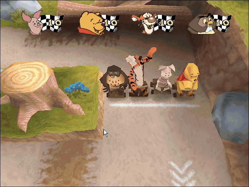 Игру Винни Игры С Друзьями
