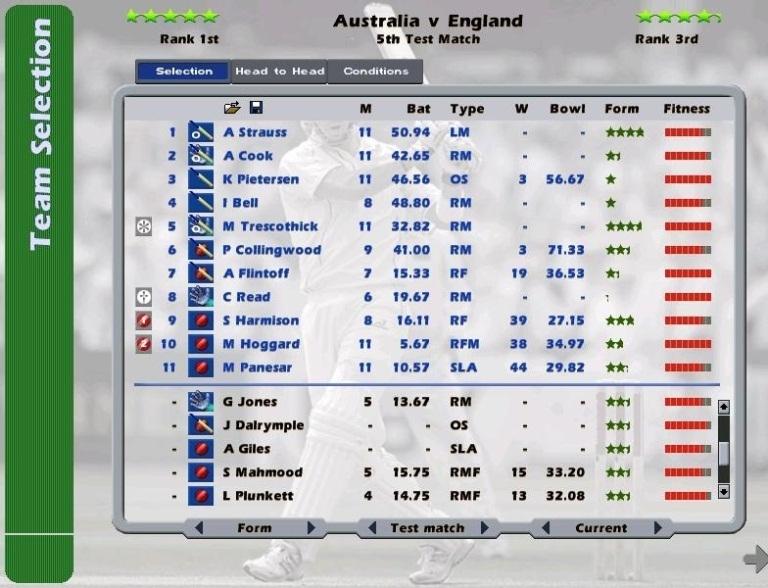 International Cricket Captain Ashes Edition 2006 ??? ???????