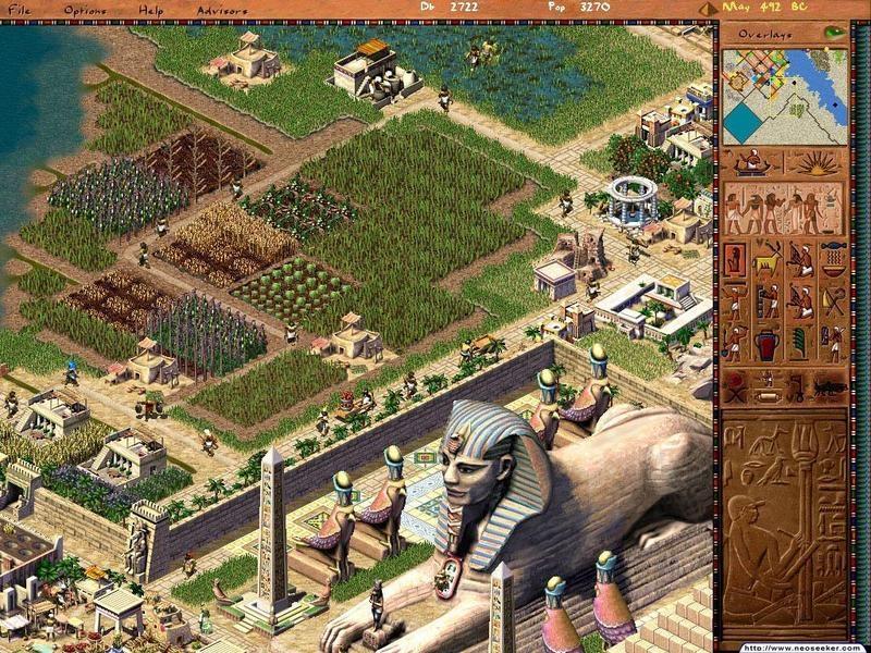 Pharaoh игра скачать торрент - фото 8