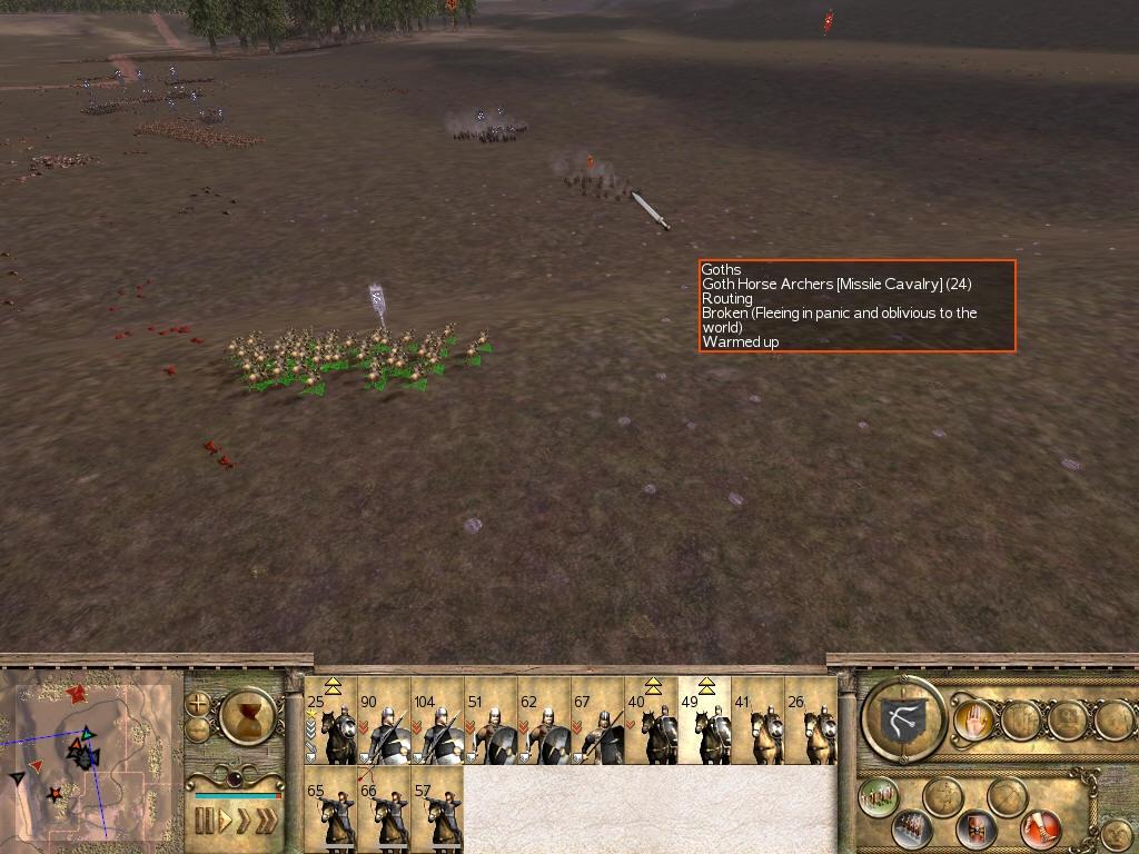 Не работает тильда в rome total war