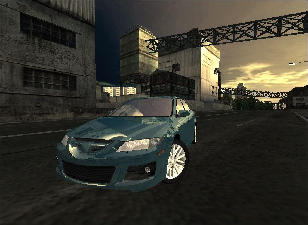 Игру Russian Street Racing