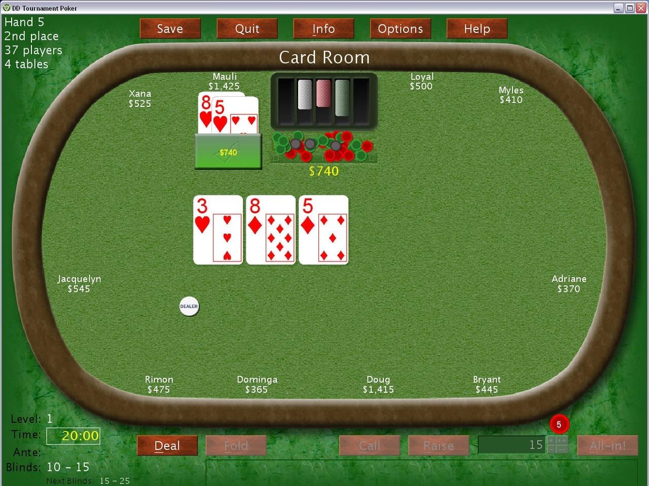 Texas holdem poker tournament melbourne
