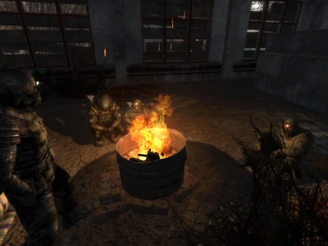 Скриншот из игры S.T.A.L.K.E.R.: Shadow of Chernobyl под номером 125
