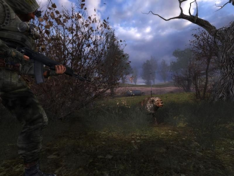 Скриншот из игры S.T.A.L.K.E.R.: Shadow of Chernobyl под номером 150
