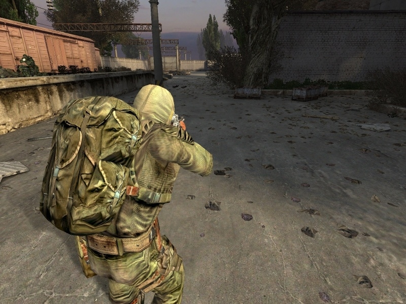 Скриншот из игры S.T.A.L.K.E.R.: Shadow of Chernobyl под номером 4