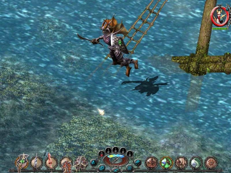 Sacred 2:2-player local co-op (ps3) from