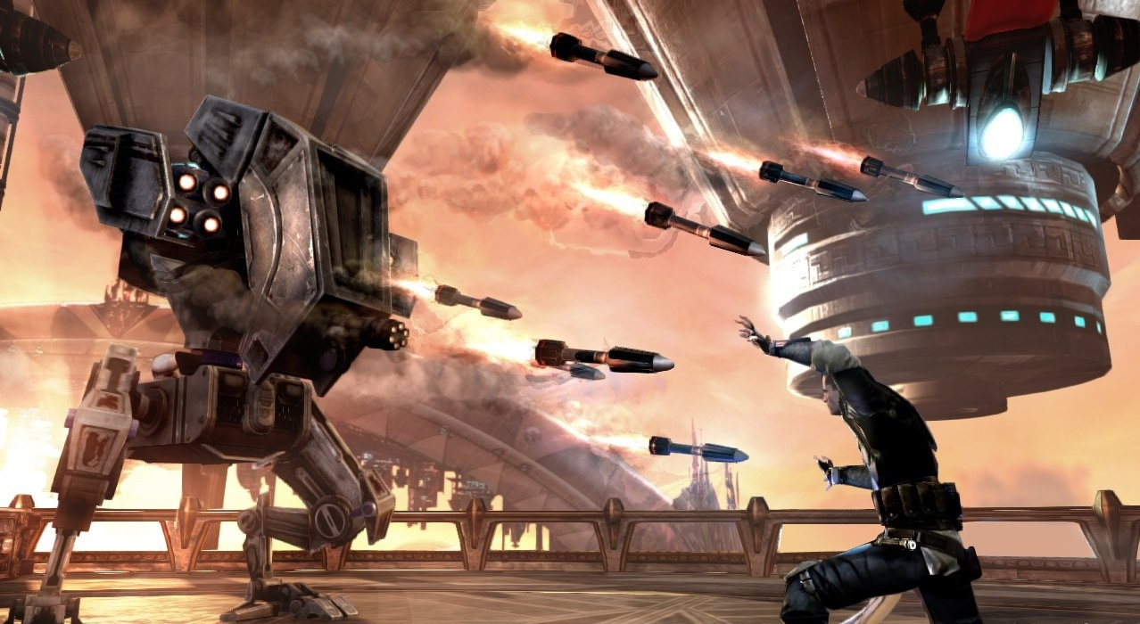 Star Wars The Force Unleashed Русификатор