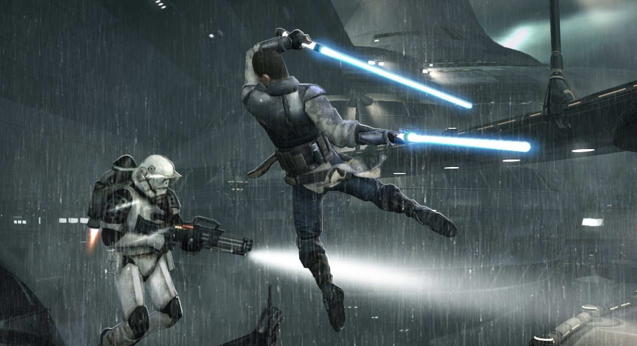 Русификатор Star Wars The Force Unleashed 1