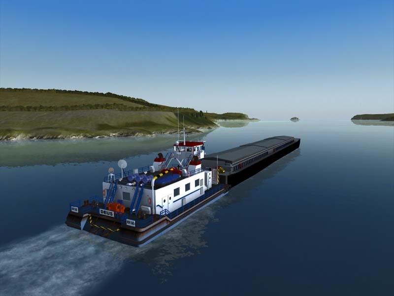New Ships For Ship Simulator 2008 Desktop
