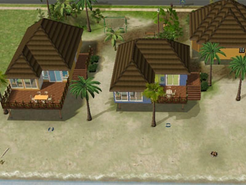Sims 2 bon voyage nude
