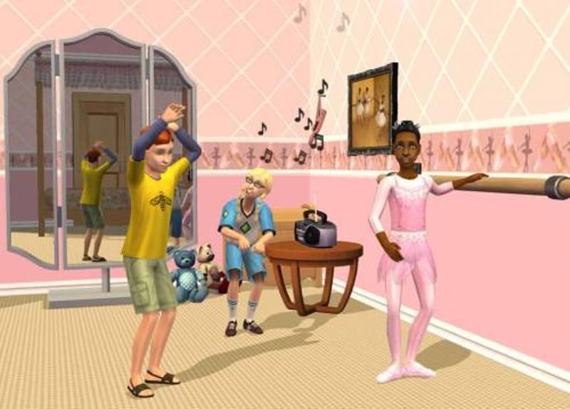 Скриншот из игры Sims 2: FreeTime, The под номером 24.
