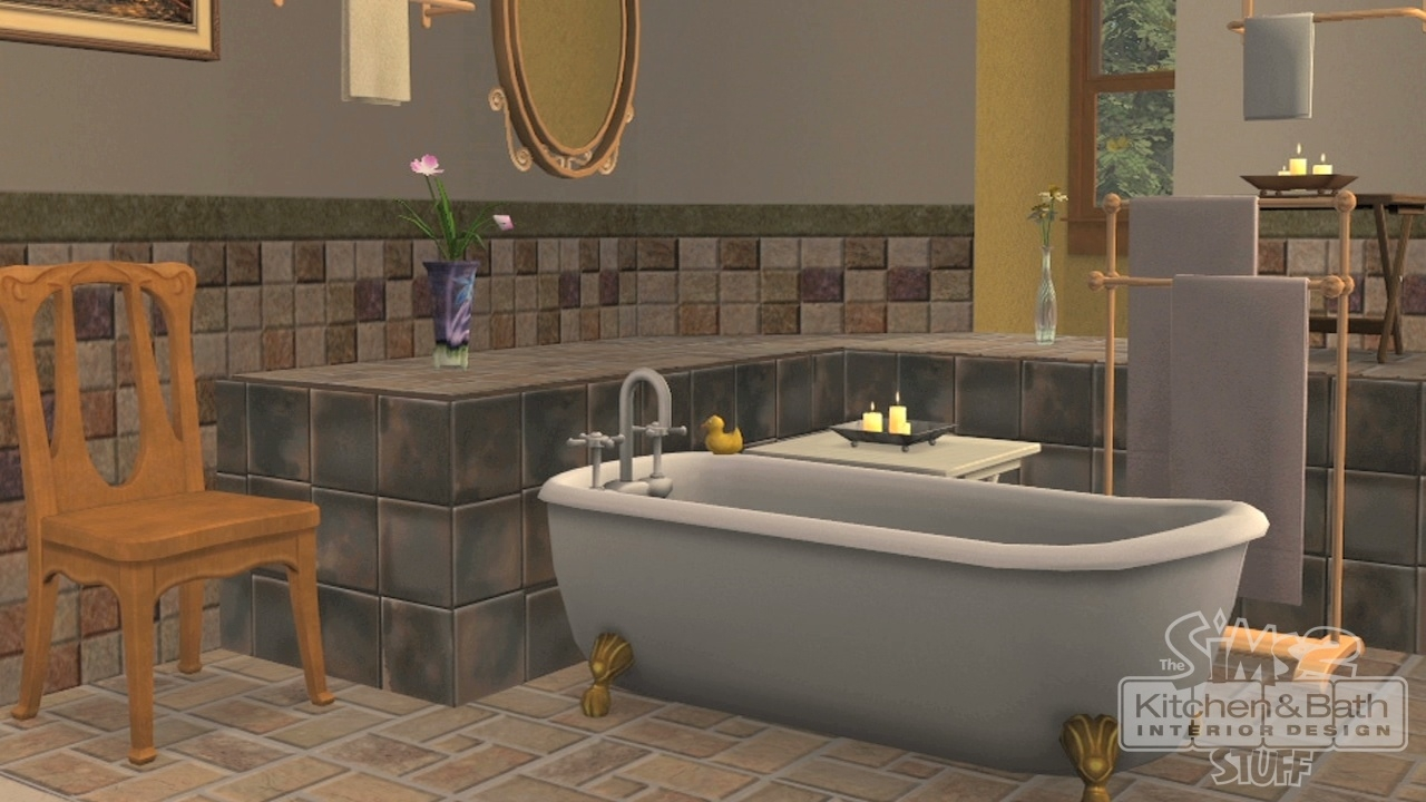 Sims 2: Kitchen & Bath Interior Design Stuff, The коды и читы
