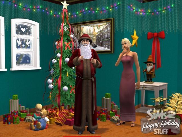 Все Для Игры The Sims 2