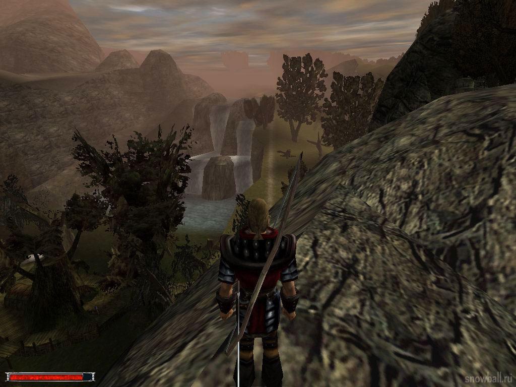 скачать игру Gothic 5 через торрент - фото 7